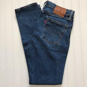 LEVIS 510 Skinny Blue Jeans! Medium Wash  W33 L32